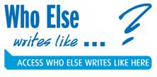 Who Else Writes Like...?