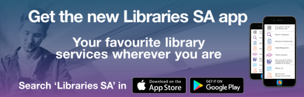 Get the new Libraries SA app