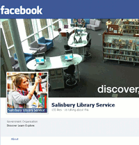 [Salisbury Library's Facebook page]