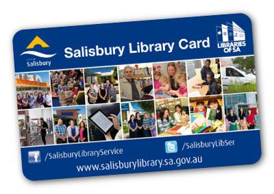 Salisbury Library Service