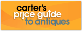 Carters online price guide to antiques
