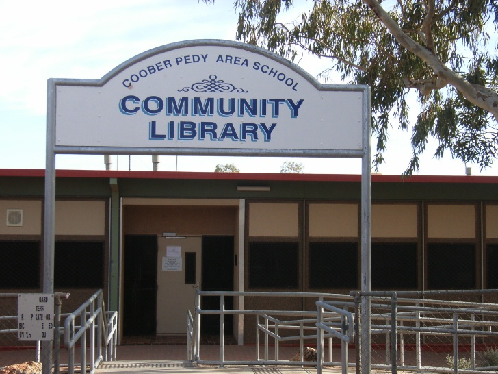 Coober Pedy Library